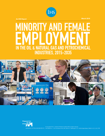 Minorities and Female Employment report