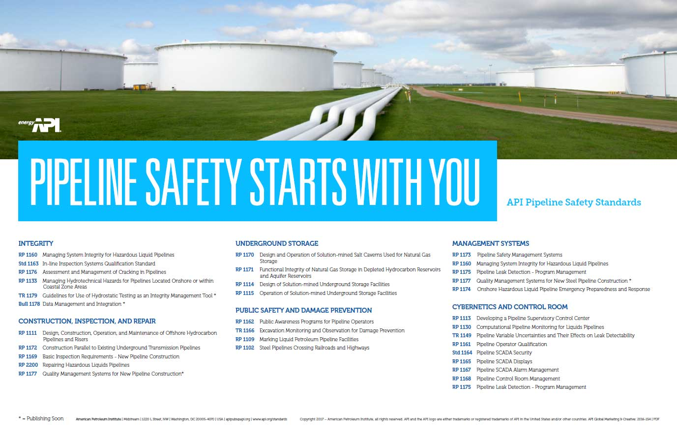 safety starts with you infographic